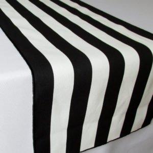 Amazoncom Fabric By Design 2 Inch Black White Striped Satin