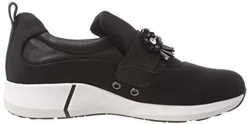 900 49 Sh black Para Kb Marc J09 Negro Mujer Cain Zapatillas wqB7BCvt