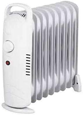 Evila, Mini-radiador Aceite, 7 elementos, 600w: Amazon.es: Hogar