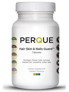 PERQUE Hair Skin & Nails Guard 120 tabs