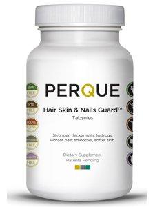 PERQUE Hair Skin & Nails Guard 120 tabs (Perque Vitamin D compare prices)