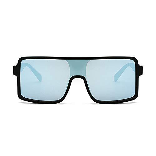C5 les nuances lentille Couleur voyage surdimensionnées brillants Grand lunettes femmes colorée plage C5 designer forme air pour UV nouveauté carré été la hommes soleil protection de en plein xwFPqAE