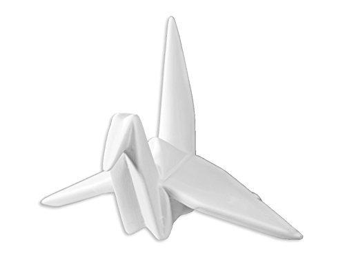Origami Crane - Paint Your Own Ceramic - Unfinished Low-Fire Ceramic Bisque - Paint-a-Potamus