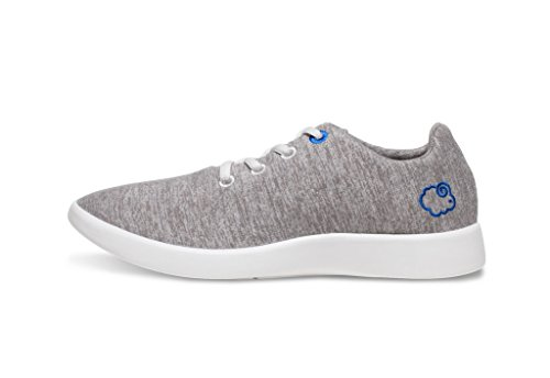 Le Mouton Unisex LM-01-BG - Merino Wool Lightweight Unisex Shoes 11W/10M M by Le Mouton