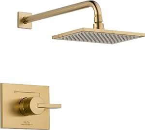 Delta Faucet T14253-CZ Vero Monitor 14 Series Shower Trim, Champagne Bronze