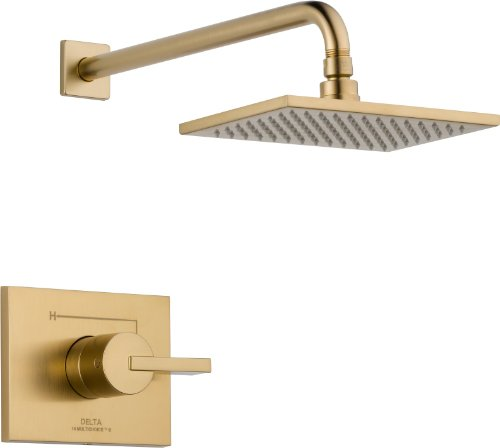Delta Faucet T14253-CZ Vero Monitor 14 Series Shower Trim, Champagne Bronze (Delta Faucet Champagne Bronze compare prices)