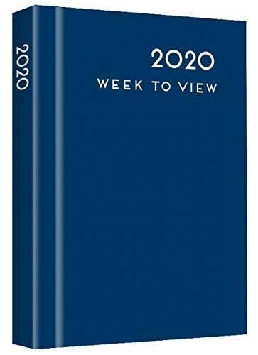 MantraRaj 2020 - Agenda de bolsillo con vista semanal y tapa ...
