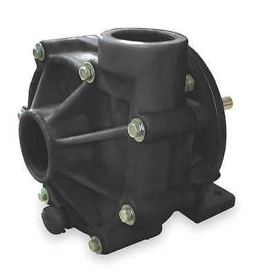(Dayton 2YEX4 Pedestal Pump, HP Req 2, Noryl)
