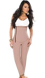 DPrada 022 Liposuction Compression Garments Post Surgery Girdle Full Body Shaper