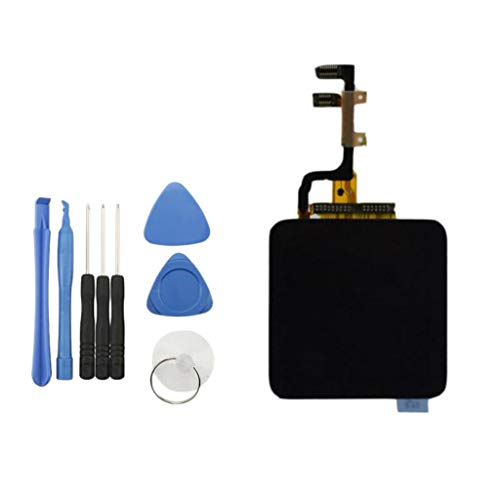 (gazechimp Replacement Parts LCD Display+Touch Screen LCD Digitizer Assembly for iPod Nano 6)