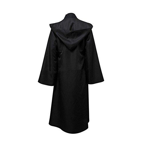 Timall Halloween Cloak Cosplay Hooded Robe Cloak Cape Adult Men Halloween  Costume 0e854e0ee