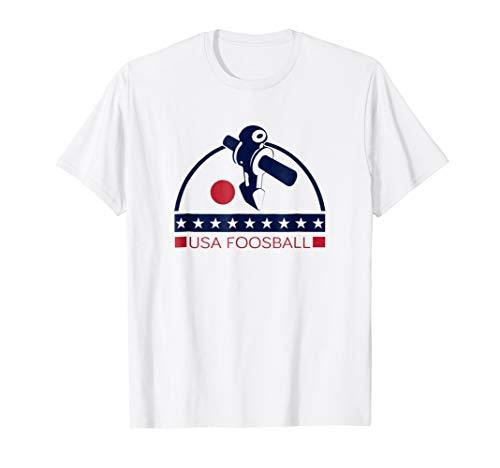 American Foosball USA Graphic Foosball T-Shirt