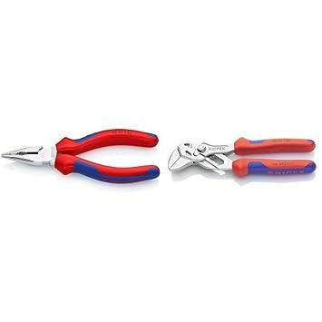 Knipex 08 25 145 Spitzkombizange Mit Mehrkomponenten Hullen Knipex