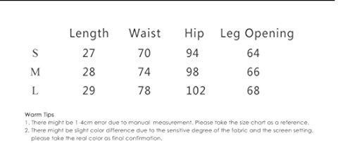 OcAuWerE Womens Casual Lace-up Tassel High Waist Denim Short Jeans by OcAuWerE (Image #7)