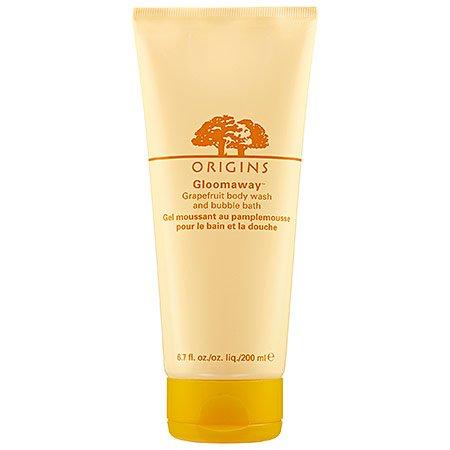 Origins Gloomaway(TM) Grapefruit Body Wash And Bubble Bath 6.7 oz - Grapefruit Creamy Body Wash