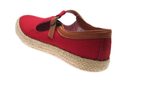 Espadrille Corey Canvas Suede Pointer Purpur RYUpIRq