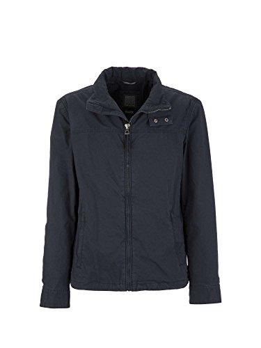 Man Blu Geox Uomo Jacket Cappotto z1zqdH
