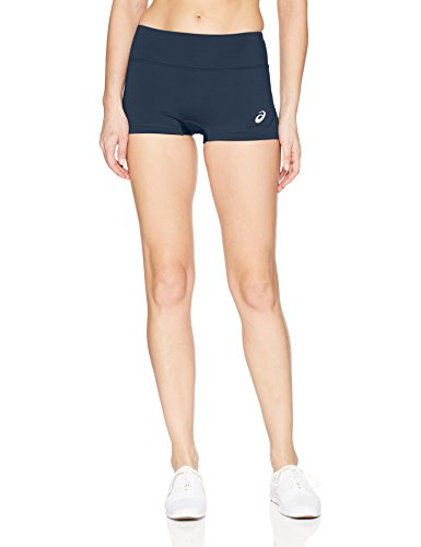 - ASICS Volley Booty Short, Navy/Royal, X-Large