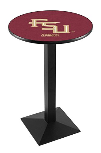 Holland Bar Stool L217B Florida State Script Officially Licensed Pub Table, 28