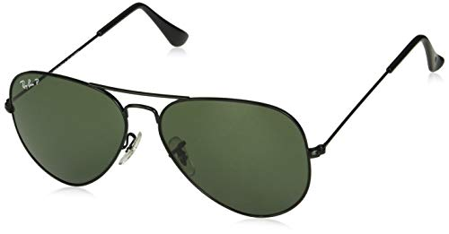 Ray Ban Shooter RB3138 001 58 mm Green Lenses G-15