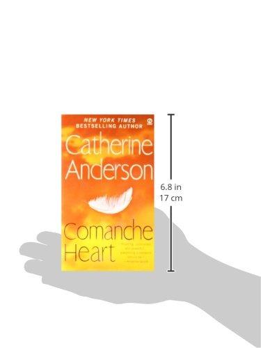 Comanche heart catherine anderson 9780451226730 amazon books fandeluxe Gallery