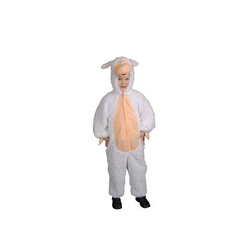 [Plush Lamb - Toddler T2] (Lamb Costumes For Toddler)