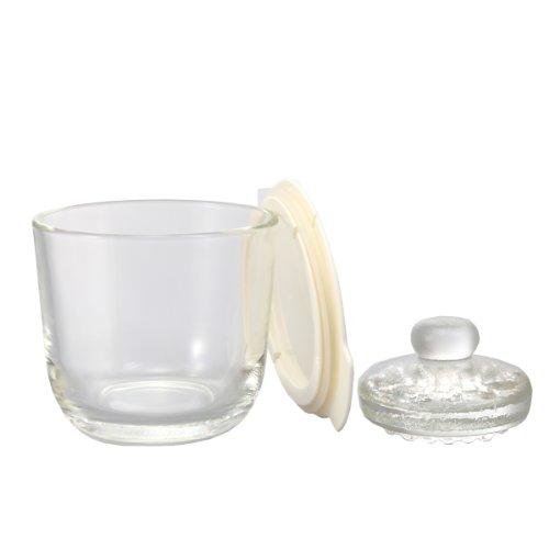 Hario Glass Pickles Maker (500ml, White)