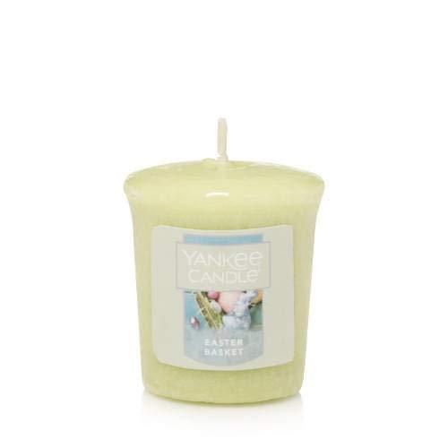Yankee Candle Easter Basket Sampler Votive Candles 1.75 oz Each