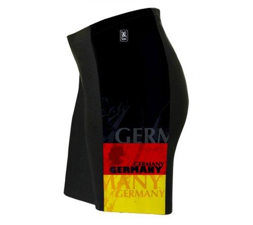 Germany Triatlon Shorts for Men - Size - Gear Triatlon