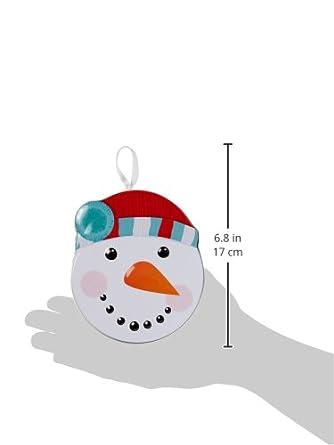 Amazon.ca Gift Card in a Snowman Tin Amazon.com.ca Inc. Fixed