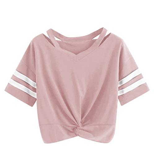 TUSANG Women Tees Ladies Short T-Shirt Short Sleeve