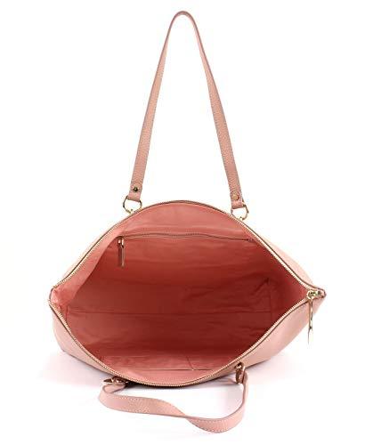 Donna Coccinelle Ds5 Rosa 01 11 E1 Shopper qq0wAXH