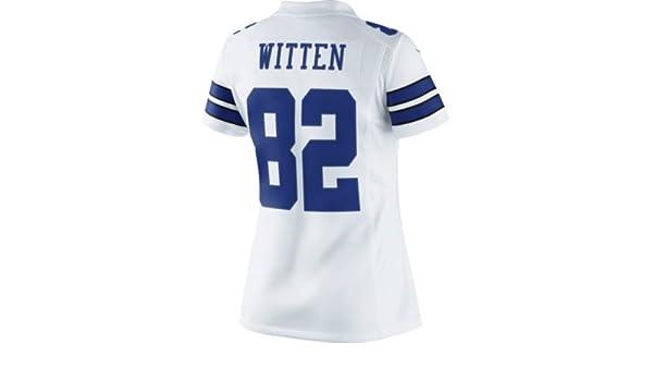 Amazon.com   Dallas Cowboys Womens Jason Witten  82 Nike White Limited  Jersey   Sports   Outdoors 9a8b000a3