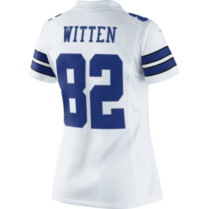 low priced de7fb e22cd Amazon.com : Dallas Cowboys Womens Jason Witten #82 Nike ...
