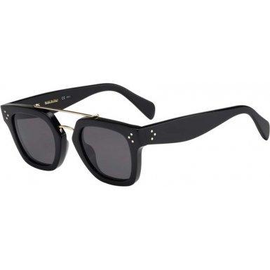 celine-41077-s-sunglass-0807-black-bn-dark-gray-lens-47mm
