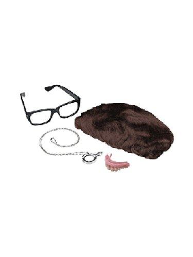 Morris Costumes Dg18014 Accessories & Makeup Austin Powers Accessory Kit ()