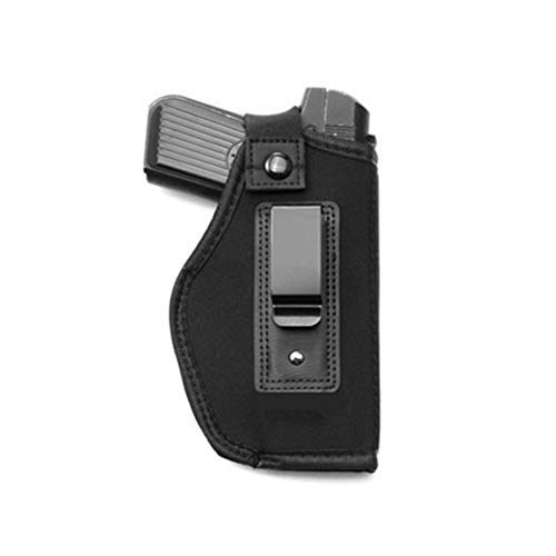 JSDOIN Inside The Waistband Holster Fits All Similar Handguns,Gun Concealed  Carry IWB Holster