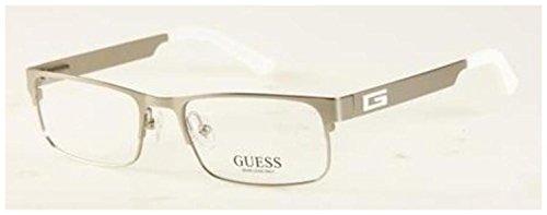 Guess GU 1731 SI Silver 53mm Eyeglasses