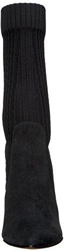 Dolce Vita Women's Elon Fashion Boot, Black Suede, 8 Medium US by Dolce Vita (Image #4)