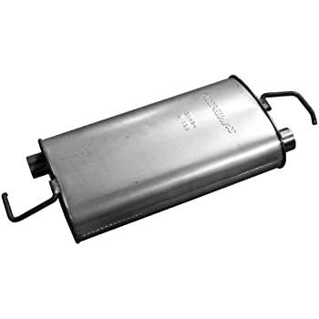 Walker 21551 Quiet-Flow Stainless Steel Muffler