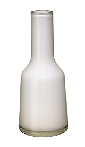 20 cm Blanco Vidrio Villeroy /& Boch Nek Mini Jarr/ón Arctic Breeze