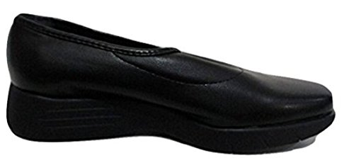 BETTY JACKSON Wedge Comfort Shoes Black NFxk62