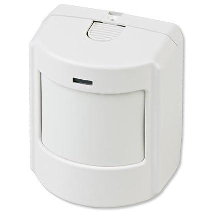 Interlogix 60-807-95R Sensor infrarrojo pasivo (PIR) Inalámbrico Pared Blanco detector