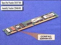 Compaq Genuine 32MB 60NS EDO DIMM for Proliant 2500 3000 (66 Mhz Memory Module)