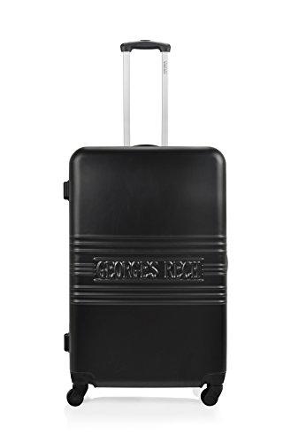 UNANYME GEORGES RECH Trolley rígido Bayonne Negro 70 cm