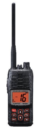 5W FLOATING HANDHELD VHF by Standard Horizon