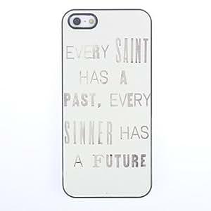 GOG Every Saint Design Aluminium Hard Case for iPhone 5/5S