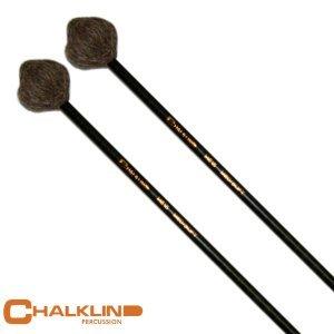 Chalklin 30mm Medium Soft Marimba Felt ME15
