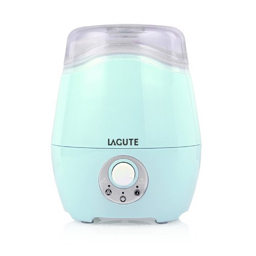 Lagute LG-H08 200ML Aromatherapy Essential Oil Diffuser Ionizer Air Purifying Humidifier, Anion Anti-radiation Version (Blue)