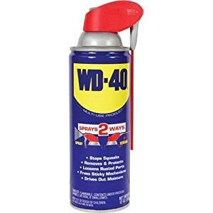 Safety Technology DS-WD40 Multi-Use Lube Diversion Safe
